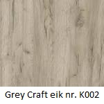K002 grey Craft eik