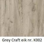 K002 grey Craft eik